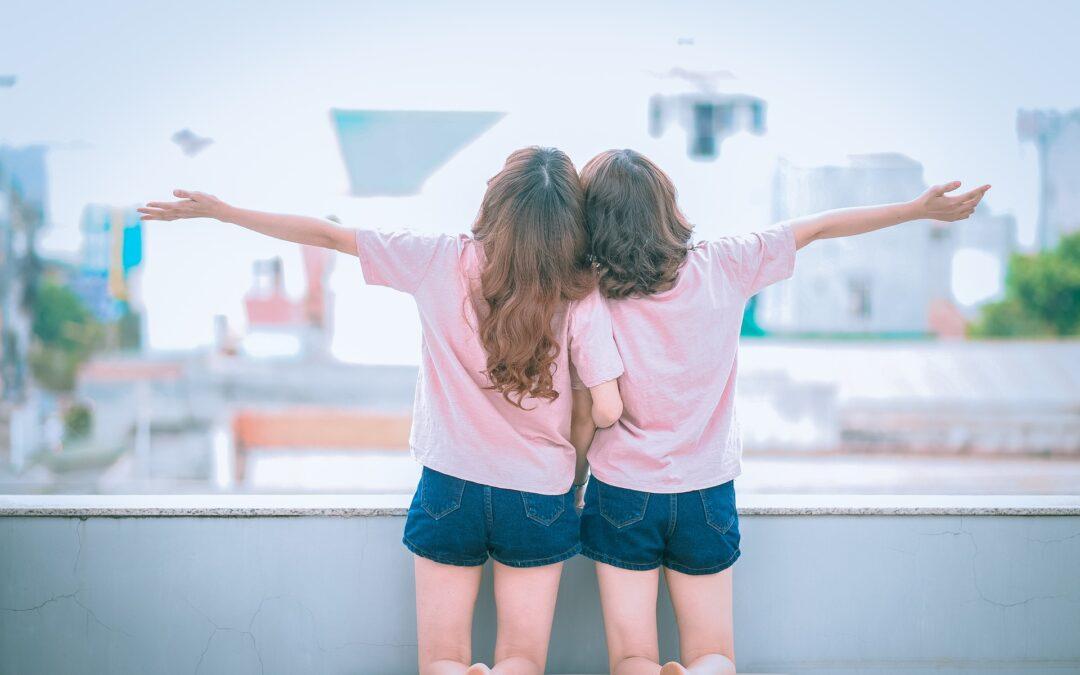Wir haben zwei Leben…